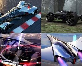 Компания Infiniti разрабатывает автомобиль-трансформер, превращающийся во внедорожник и самолет