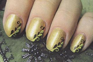 Рисунки на ногтях: идеи для коротких ногтей