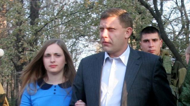 Александр Захарченко биография, фото, жена и его семья