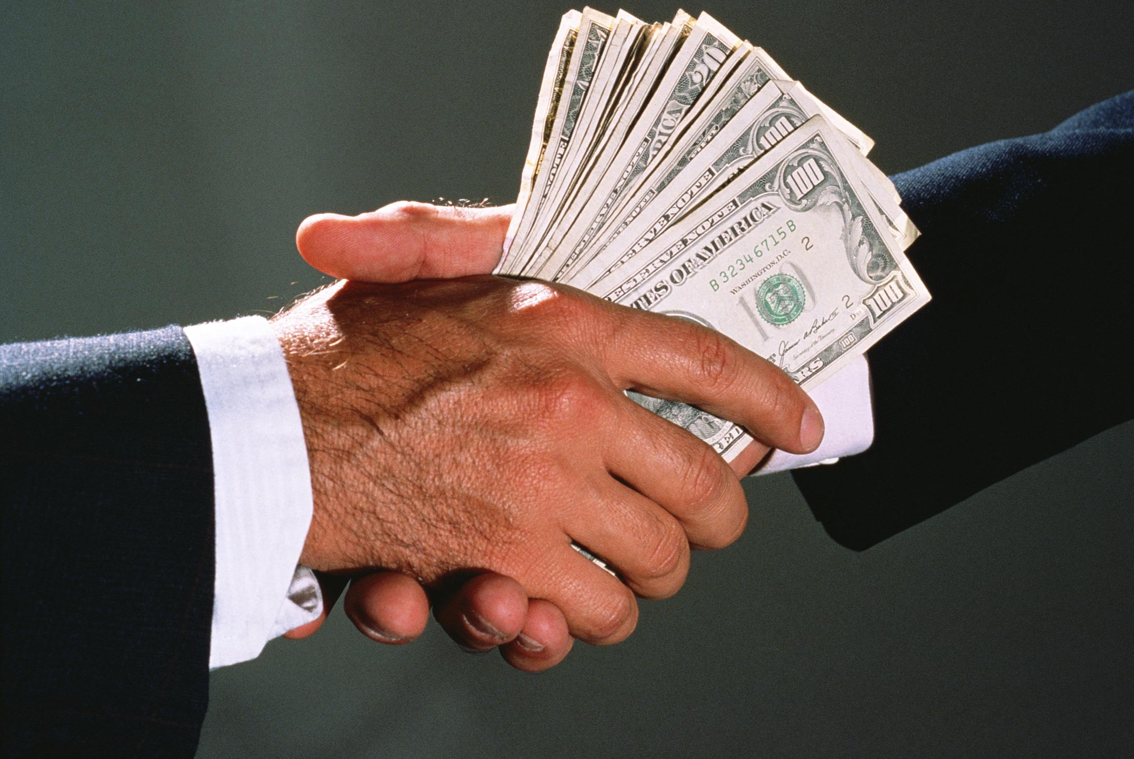36 херсонских коррупционеров оштрафованы на 60 тысяч