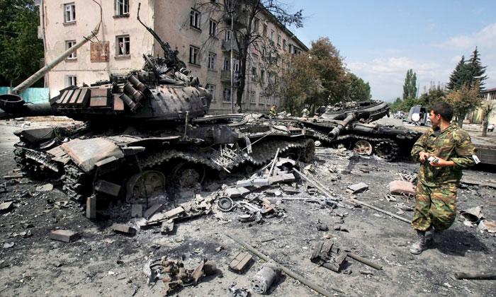 Украина проиграла войну, пора отпустить Донбасс
