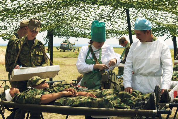 военнообязанные медицинские работники