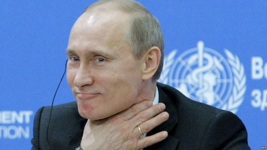 Путин угрожает наступлением и требует признания своих террористов и отказа от НАТО и ЕС