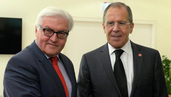 Санкции против РФ являются не самоцелью, а инструментом давления, - Штайнмайер - Цензор.НЕТ 7567
