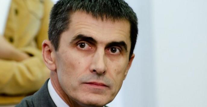 """Виталий Ярема: """"Оружие массово вывозится из зоны АТО, в том числе автоматы и гранатомёты"""""""