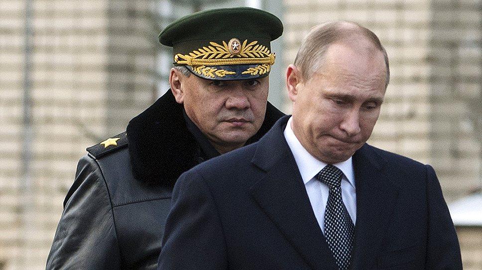 Президент Путин приказал всем мэрам и губернаторам РФ готовиться к войне