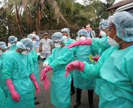 Лихорадка Эбола: ЕС выделит странам Африки €61 млн на борьбу с последствиями эпидемии