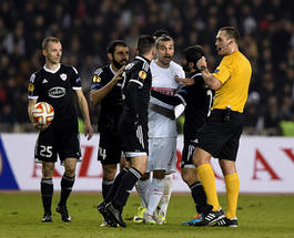 «Карабах» обжалует в УЕФА незасчитанный гол в ворота «Интера»
