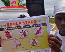 Лихорадка Эбола впервые диагностирована в Шотландии