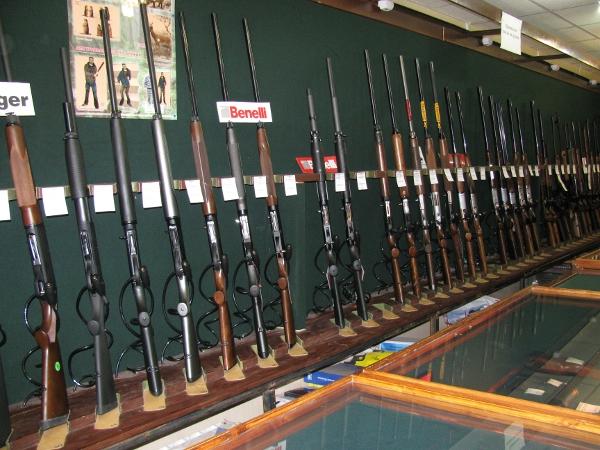 Сергей Каплин предлагает легализовать оружие в Украине
