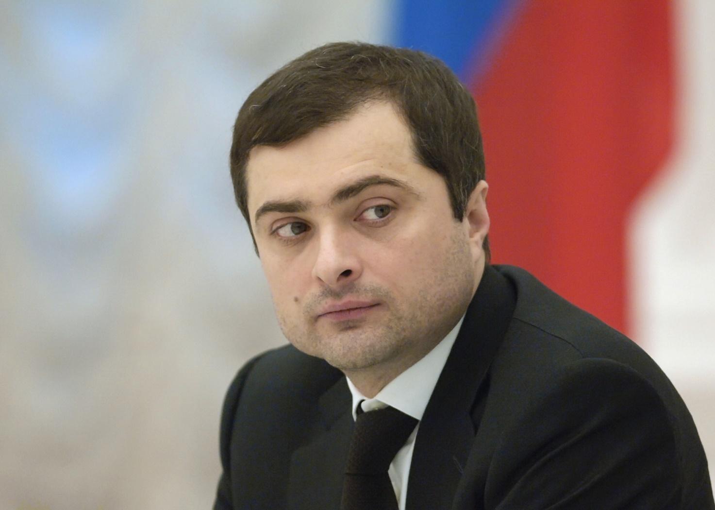 Президент Путин уволил подчиненных Суркова, которые курировали сепаратистов в Украине