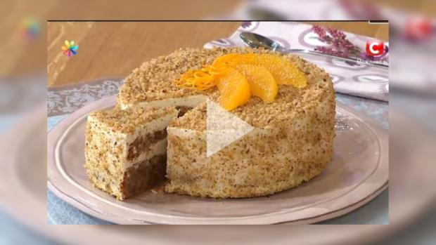 гречневый торт рецепт
