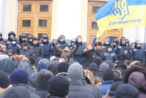 """Вече в Виннице """"проголосовало"""" за отставку губернатора - Цензор.НЕТ 2545"""