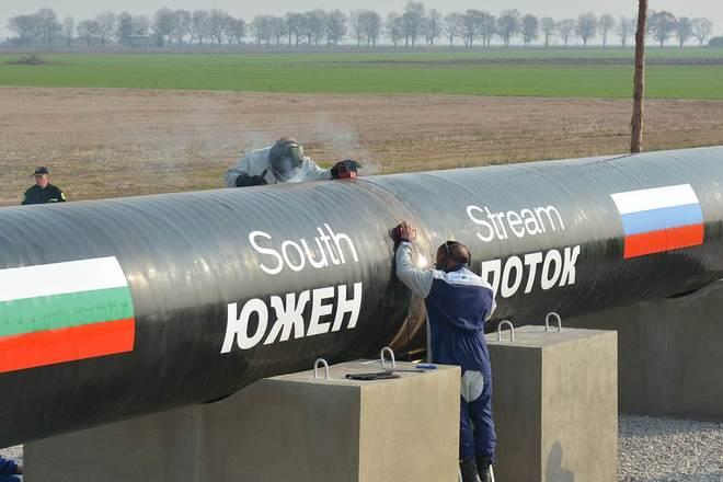 """СМИ России: Сербия сожалеет о закрытии проекта """"Южный поток"""""""
