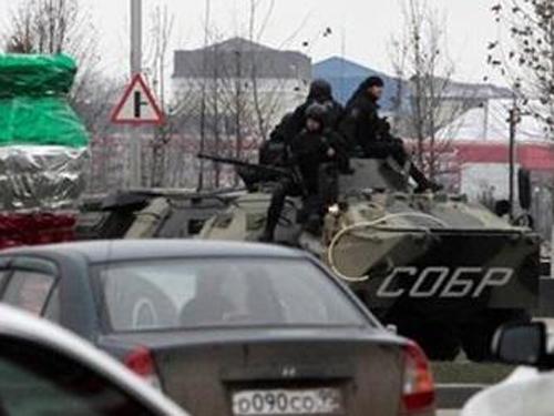 СМИ России: Кавказ захлестнула волна восстаний: в Нальчике и Махачкале идут бои между российским спецназом и повстанцами