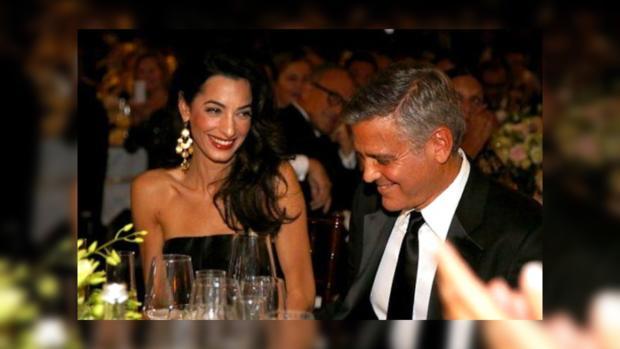 Амаль Аламуддин носит под сердцем ребенка Клуни - СМИ
