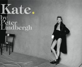 Кейт Мосс в новой фотосессии отказалась от фотошопа