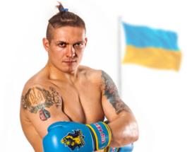 Олимпийский чемпион по боксу Александр Усик в третий раз стал папой