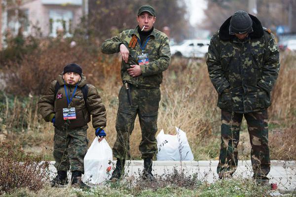 На оккупированной территории Донбасса действуют 150 лагерей по подготовке боевиков, - Тандит - Цензор.НЕТ 4488