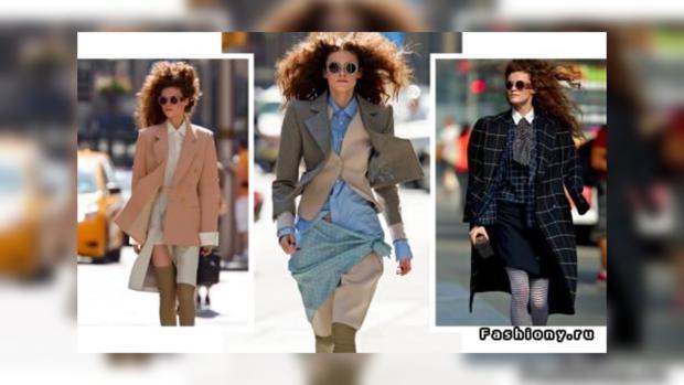 Модные тенденции 2015: многослойный лук этой весной будет в тренде