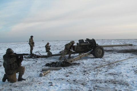 """Бои вокруг аэропорта Донецка продолжаются. Часть зданий и территории - под контролем ВСУ. За сутки погибло 6 """"киборгов"""", - Минбороны - Цензор.НЕТ 3597"""