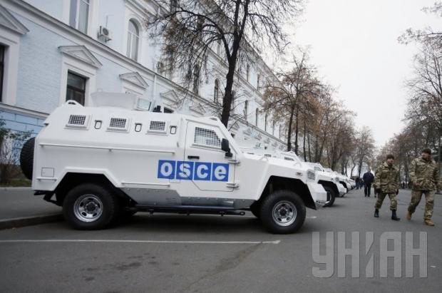 Миссия ОБСЕ подтвердила, что Мариуполь был обстрелян из подконтрольной боевикам территории