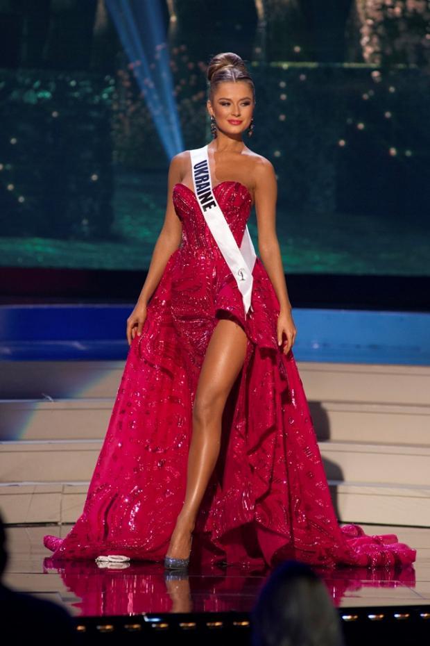 Платья для конкурса красоты