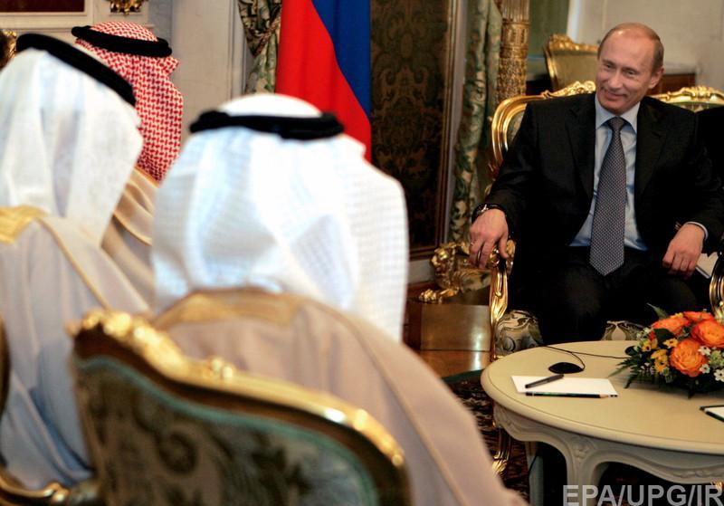 Саудовские ловушки для России?