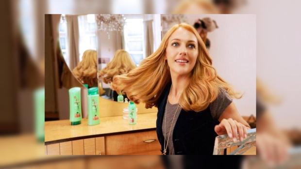 Мерьем Узерли снялась в рекламе средства для волос