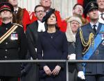 Герцогиня Кембриджская почтила память погибших в Афганистане британских солдат