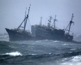 Крушение траулера «Дальний восток» с украинцами на борту: появились подробности трагедии