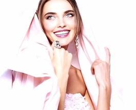 """Украинки """"рулят"""": модель из Кривого Рога стала лицом всемирно известного Дома моды"""
