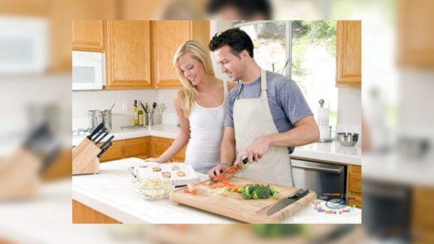 Фото жен на кухне фото 541-254