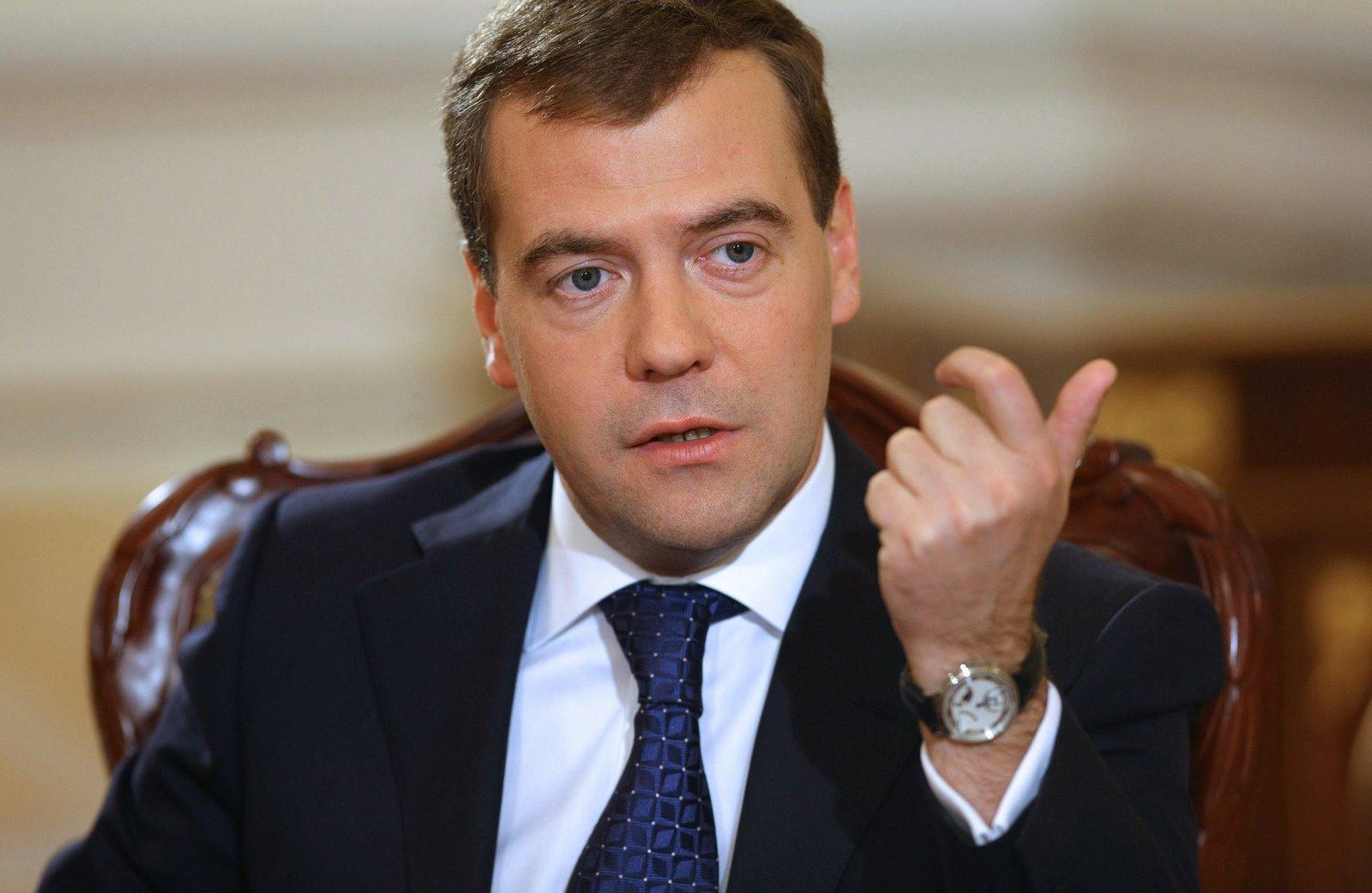 фотографии медведева: