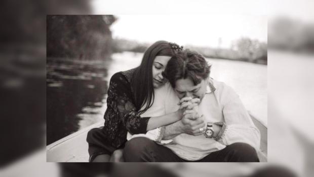 Остап Ступка женился третий раз