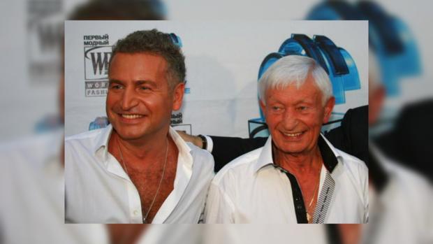 Отец Леонида Агутина хочет жениться вшестой раз