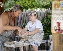 Древний Киев приглашает на праздники творчества