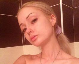 Одесская Барби Валерия Лукьянова выложила снимки без макияжа