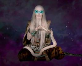 Одесская Барби стала воплощением Бога на земле (видео)