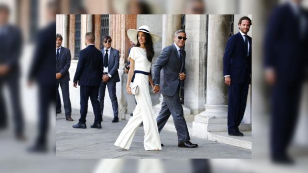 «Глаз идушу радует»: Джордж Клуни признался, почему попрощался схолостяцкой жизнью