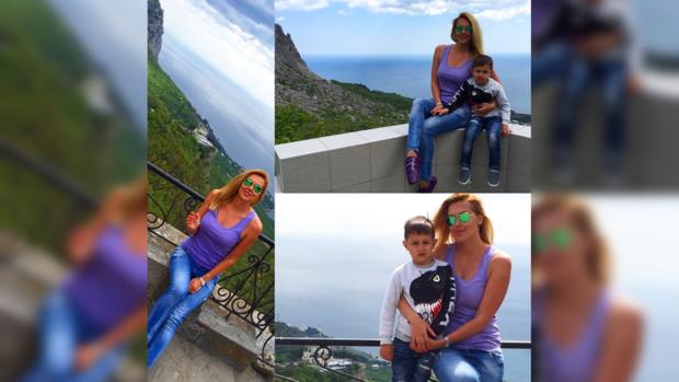 Яна Клочкова отправилась в родной Крым