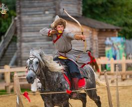 Под Киевом будут соревноваться конные лучники