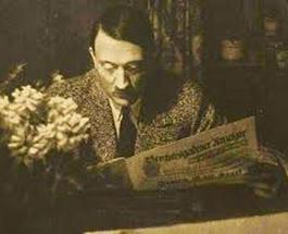 Картины, написанные Гитлером продадут с аукциона в Германии