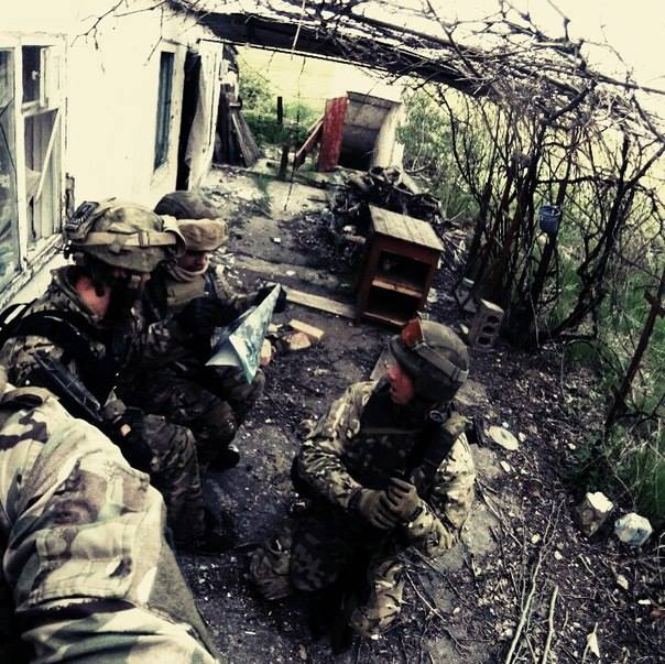 Раненый накануне вШирокино боец полка «Азов» умер вбольнице
