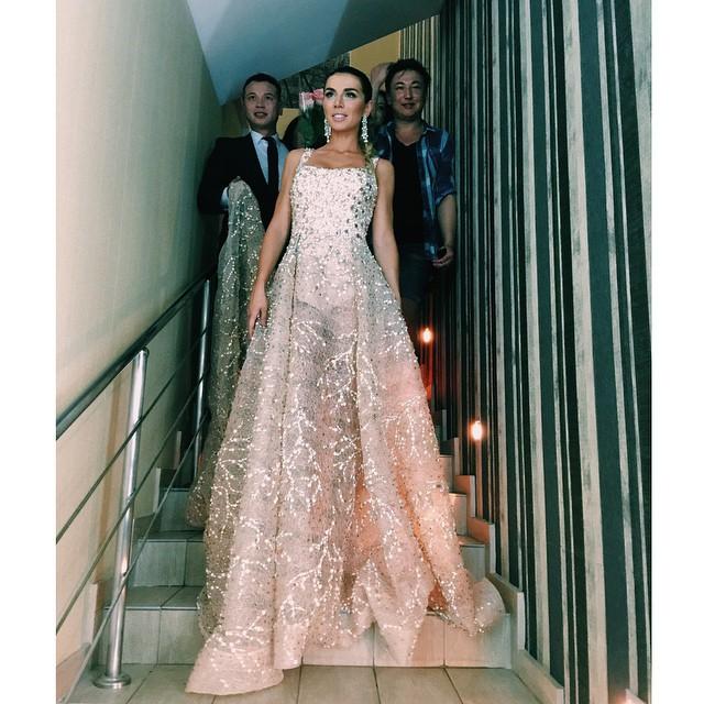 В платье фото инстаграм
