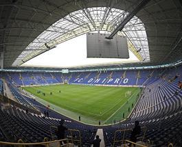УЕФА разрешил «Днепру» принимать соперников по еврокубкам на родном стадионе