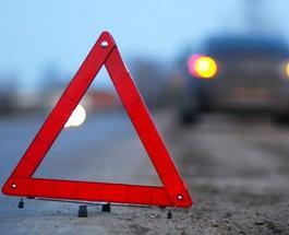 ДТП в Киеве: сводка аварий и автоугонов за выходные