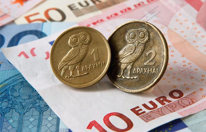 Греция неможет вновь начать печатать драхмы— Татар-информ