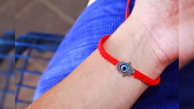 Как сделать браслет оберег на руку своими руками