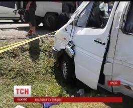 В Грузии перевернулся автобус с украинцами, трое туристов в тяжелом состоянии